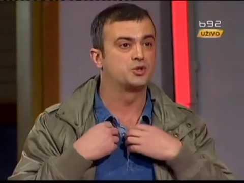 Sergej Trifunović u VB magazinu