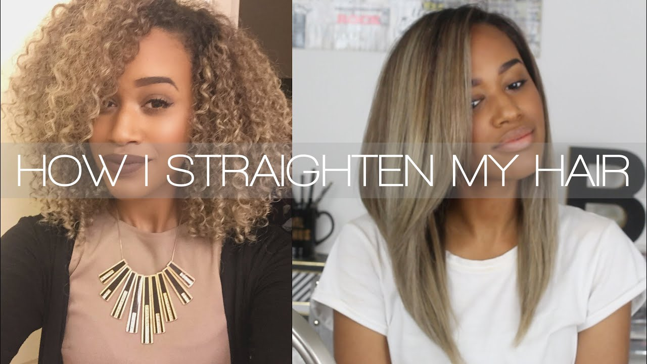 how i straighten my hair curly to how i straighten my hair 31070