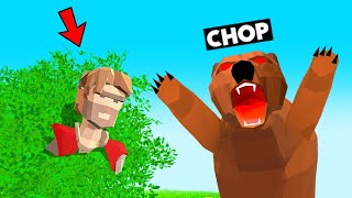 BEAR ATTACKED ME WHÏLE I WAS CAMPING IN DOREST