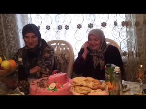 Вот она кавказская женщина