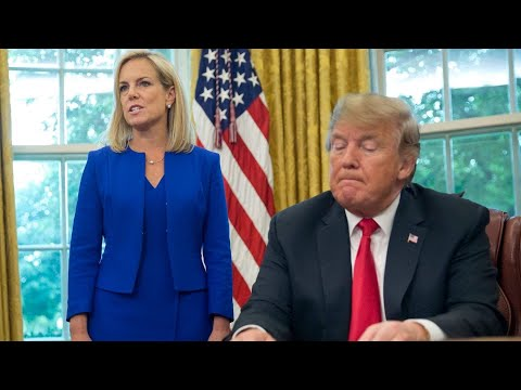 DHS Secretary Kirstjen Nielsen to face questions from lawmakers