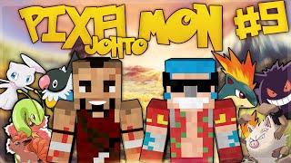 PIXELMON JOHTO EP9: NUEVOS POKÉMON Y GIMNASIO! | Timba y Hardy |