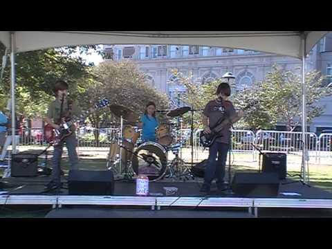 Mad Crow plays Panama at Green Fair - Charleston, SC