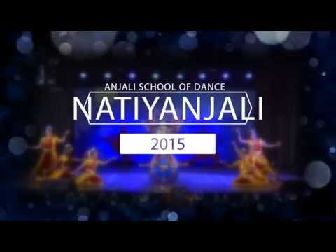Natyanjali   2015, by Anjaly School of Dance