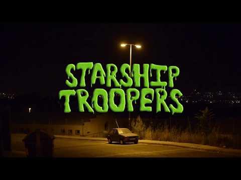 Veneno Manuel y Sagan - Starship troopers