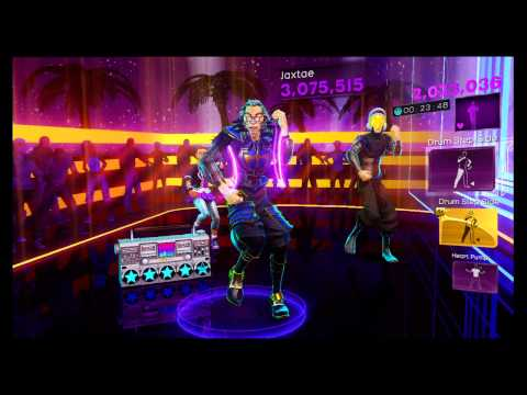 Dance Central 3 - Boom Boom Pow (Hard) - Black Eyed Peas - Gold Stars