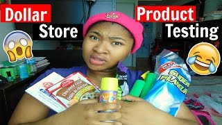 Gambar cover DOLLAR STORE PRODUCT TESTING! + GIVEAWAY WINNERS!