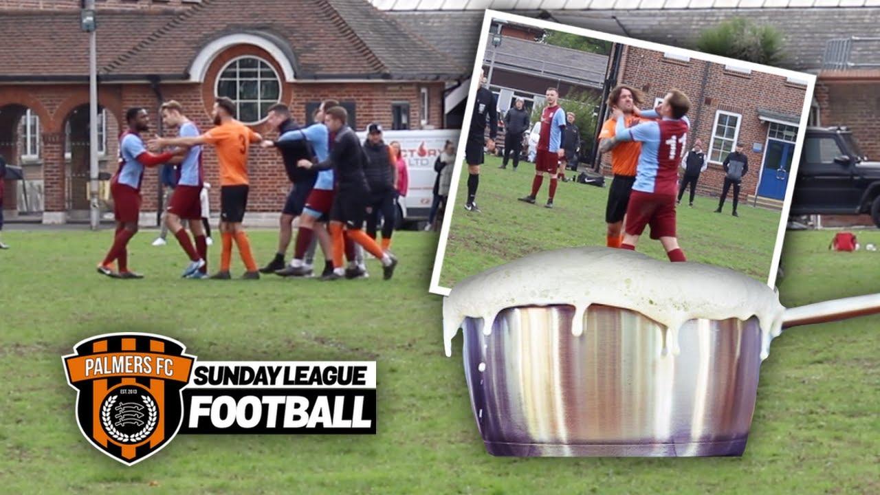 Sunday League Football - BOILING POINT