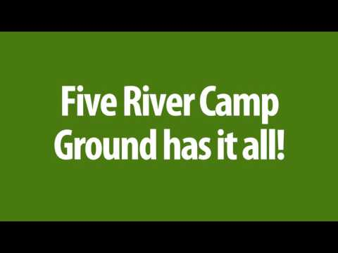 Five River Campground in Parsons, West Virginia