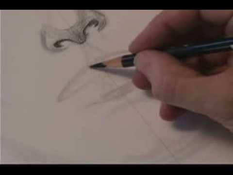 สอนวาดรูปหน้า.flv