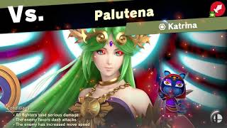 Super Smash Bros Ultimate World of Light Part 400- Katrina