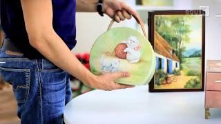 Curso online de Pinturas artísticas decorativas | eduK.com.br