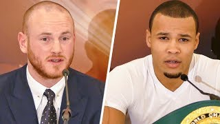 George Groves vs Chris Eubank Jr FULL PRESS CONFERENCE | Super-Middleweight Semi Final