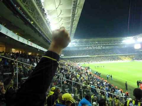 Fenerbahçe - Galatasaray 10.11.13, Maç Öncesi Staddan ilk Görüntüler
