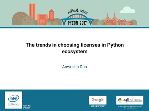 Image from The trends in choosing licenses in Python ecosystem