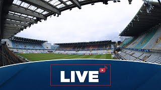 VIDEO: L'avant match Club Brugge - Paris Saint-Germain au Jan-Breydel Stadion