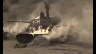 panzerfaust vs T 34