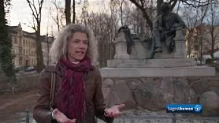 Theodor Fontane Jahr  zum 200 Geburtstag in Neuruppin eröffnet