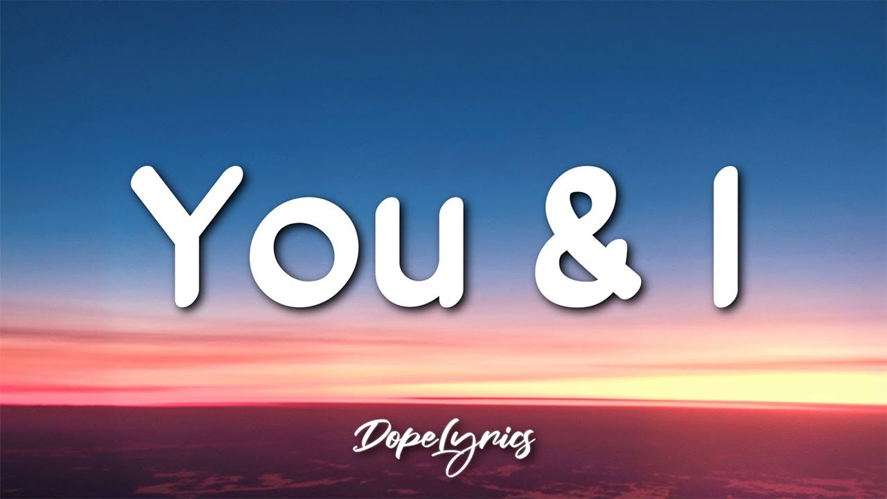 Becktoria - You & I (Lyrics) 🎵