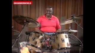 "Bernard ""Pretty"" Purdie: Samba and Afro Cuban Instruction"