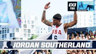 Jordan Southerland - FIBA 3x3 World Cup 2017 - Dunk Mixtape Video