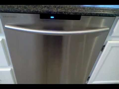 Samsung Stainless Steel Dishwasher With Storm Wash Model