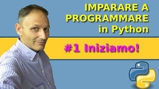 Imparare a programmare in Python