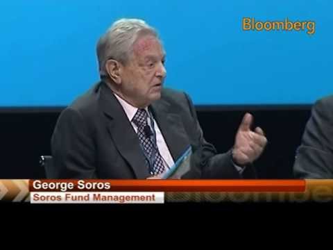 Soros Calls U.S. Banking System `Basically Bankrupt': Video