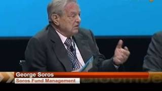 Soros Calls U.S. Banking System `Basically Bankrupt': Video