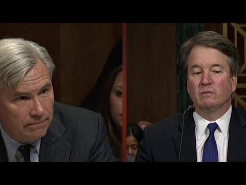 WATCH: Sen. Sheldon Whitehouse questions Brett Kavanaugh