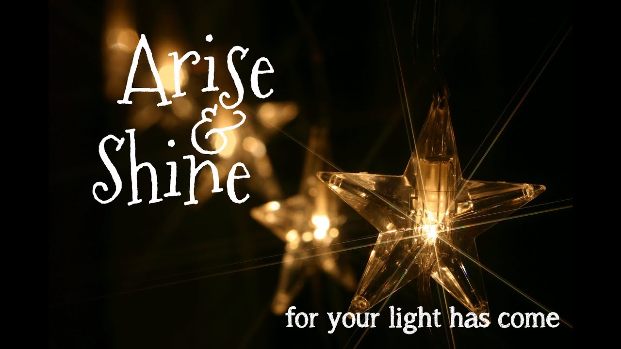 ROBIN MARK - ARISE AND SHINE LYRICS - SongLyrics.com
