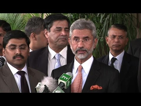 India's Jaishankar in Pakistan for SAARC talks