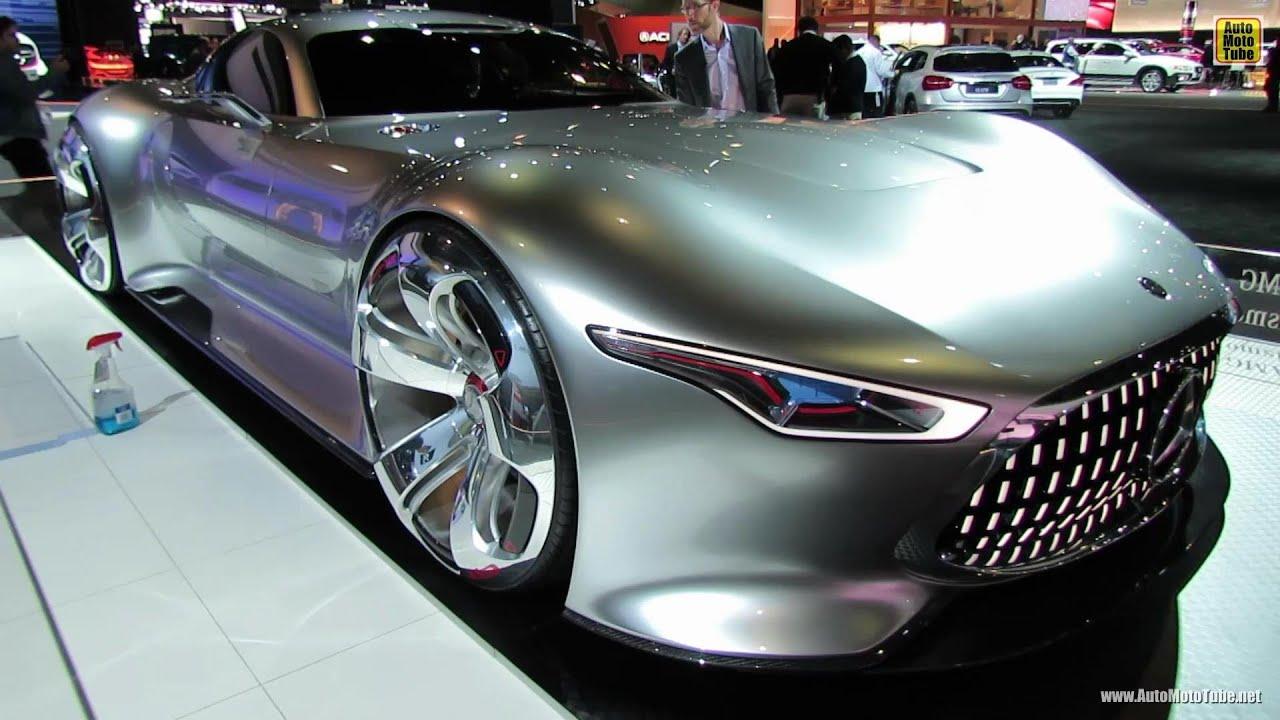 2015 Mercedes Benz Amg Vision Gran Turismo Concept Exterior Walkaround 2013 La Auto Show