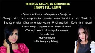 The Best TEMBANG KENANGAN full ALBUM keroncong Jandut