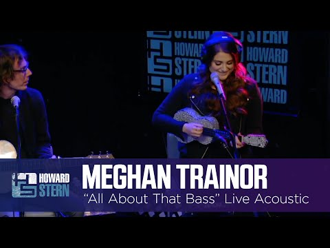 Meghan Trainor Performs