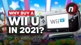 Why Buy a Wii U in 2021?