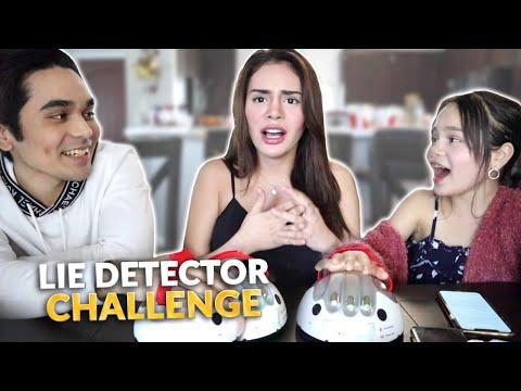 LIE DETECTOR CHALLENGE | IVANA ALAWI