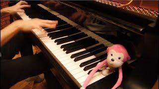 「シャルル」 を弾いてみた 【ピアノ】