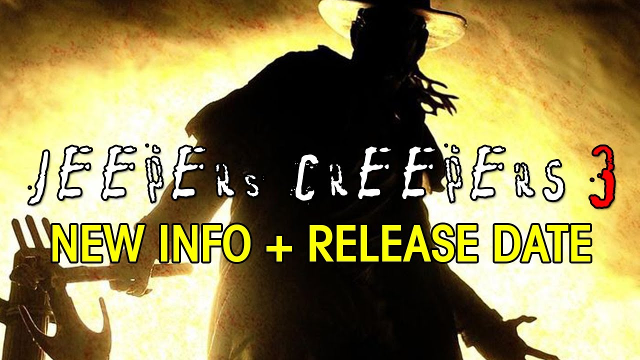 Jeepers creepers 3 release date