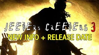 JEEPERS CREEPERS 3 Finally Happening! (New Info + Release Date)