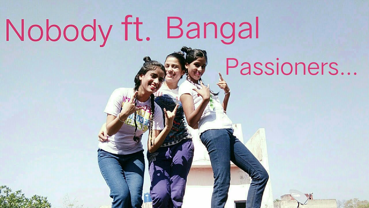 Nobody Dance Choreography ft. Bangal Passioners
