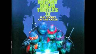 Teenage Mutant Ninja Turtles 2 1991 - 2011 Soundtrack 2