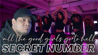 SECRET NUMBER (시크릿넘버) Dance Cover Billie Eilish - all the go…