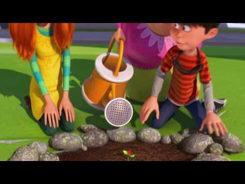 Dr. Suess' The Lorax Let it grow 1080p HD