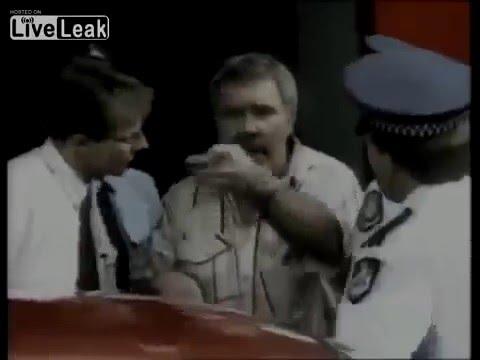 A Gentleman Gets Arrested