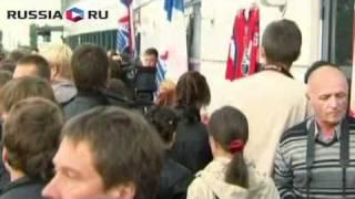Авиакатастрофа под Ярославлем(7 сентября 2011 года под Ярославлем разбился самолет Як-42. На его борту находилась ярославская хоккейная кома..., 2011-09-09T06:49:35.000Z)