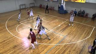 Баскетбол. Волжанин-ГЭС - Эльбрус (Черкесск)