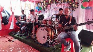 Drum Thái Tuấn | Nhạc Rock | Nếu Điều Đó Xảy Ra | cực xung MC Triệu Vương