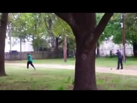 Walter Scott Police Shooting VIDEO  Michael Slager Police Officer Charged With MURDER    RAW VIDEO