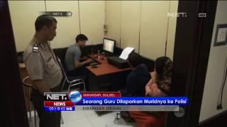 Download Video Siswa SMP Makassar Mengaku Mengalami Kekerasan Seksual Oleh Gurunya - NET5 MP3 3GP MP4